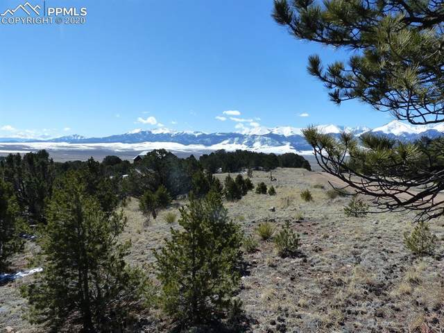 648 Ute Road, Westcliffe, CO 81252 (#1659697) :: Action Team Realty