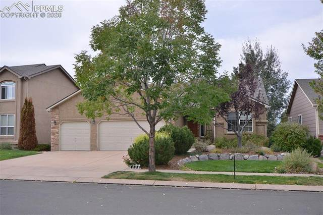 1573 Lookout Springs Drive, Colorado Springs, CO 80921 (#1674525) :: Action Team Realty