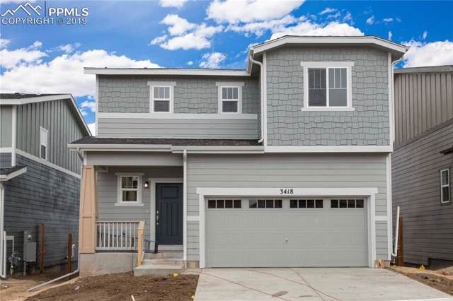 3418 Evening Place, Castle Rock, CO 80109 (#1729094) :: Tommy Daly Home Team