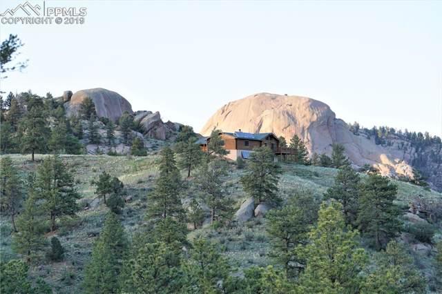 600 Navajo Trail, Florissant, CO 80816 (#1729752) :: The Kibler Group