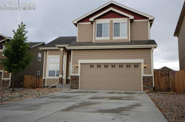 6548 Roundup Butte Street, Colorado Springs, CO 80925 (#1732312) :: The Hunstiger Team