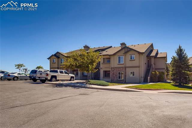 7005 Prairie Finch Heights #204, Colorado Springs, CO 80922 (#1749062) :: Tommy Daly Home Team