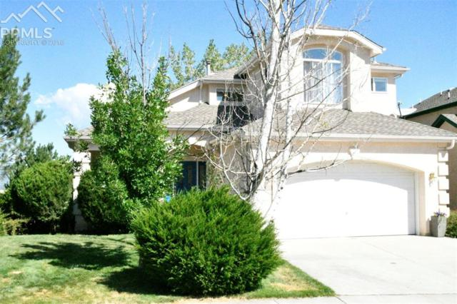 2350 Amberwood Lane, Colorado Springs, CO 80920 (#1757081) :: The Treasure Davis Team