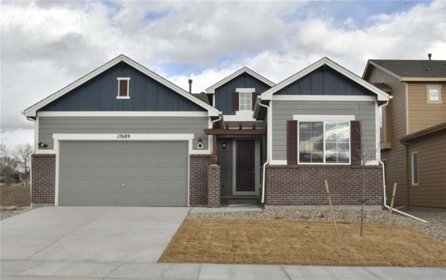 17689 Leisure Lake Drive, Monument, CO 80132 (#1771048) :: Action Team Realty