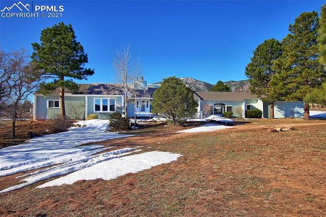 3855 Sierra Vista Road, Monument, CO 80132 (#1799711) :: The Gold Medal Team with RE/MAX Properties, Inc