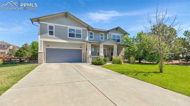 11144 Indian Echo Terrace, Peyton, CO 80831 (#1805387) :: Tommy Daly Home Team