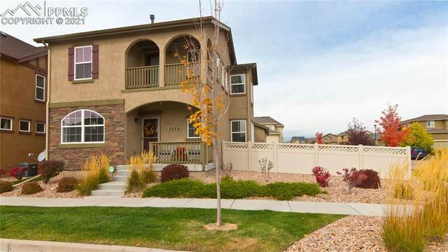 5576 Sunrise Mesa Drive, Colorado Springs, CO 80924 (#1811344) :: Tommy Daly Home Team