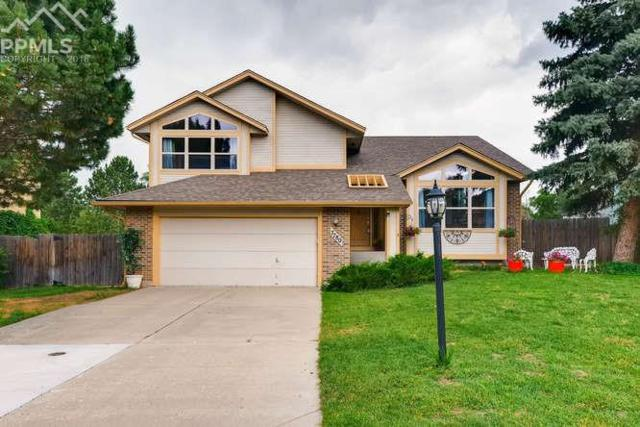 7780 Conifer Drive, Colorado Springs, CO 80920 (#1815996) :: The Kibler Group