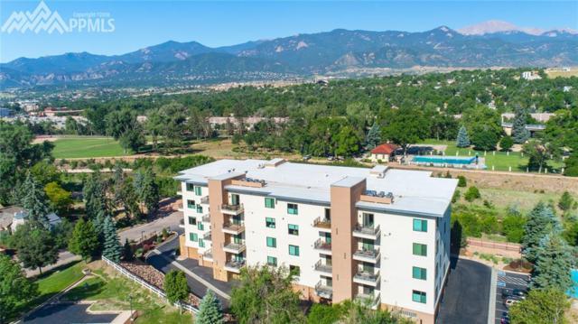 34 W Monument Street #504, Colorado Springs, CO 80903 (#1818392) :: Fisk Team, RE/MAX Properties, Inc.