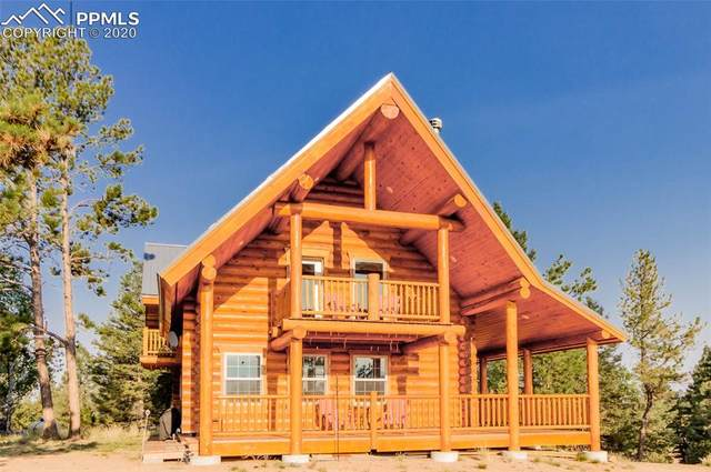 20 Otter Circle, Florissant, CO 80816 (#1821617) :: Tommy Daly Home Team