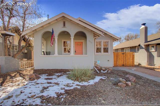 805 E Platte Avenue, Colorado Springs, CO 80903 (#1829463) :: Venterra Real Estate LLC