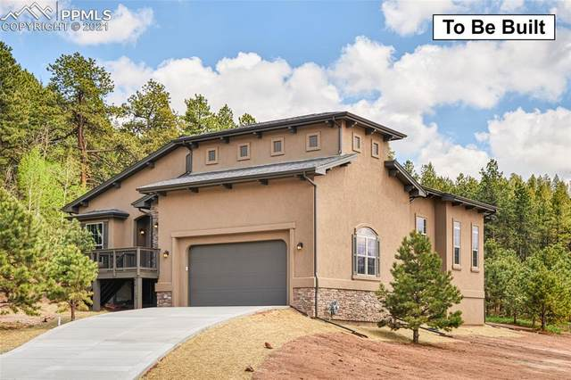1100 Highlands Court, Woodland Park, CO 80863 (#1862194) :: The Daniels Team