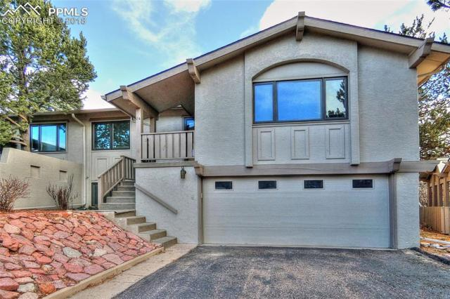 5304 Kissing Camels Drive J-4, Colorado Springs, CO 80904 (#1866060) :: The Hunstiger Team