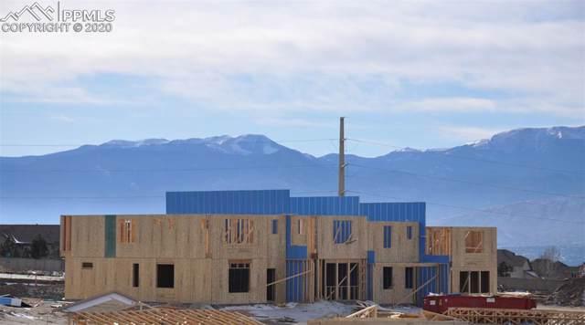 3272 Cloudy Sky Heights, Colorado Springs, CO 80908 (#1869766) :: Jason Daniels & Associates at RE/MAX Millennium