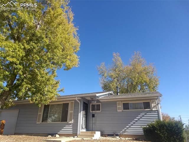 409 Rose Drive, Colorado Springs, CO 80911 (#1869780) :: The Daniels Team