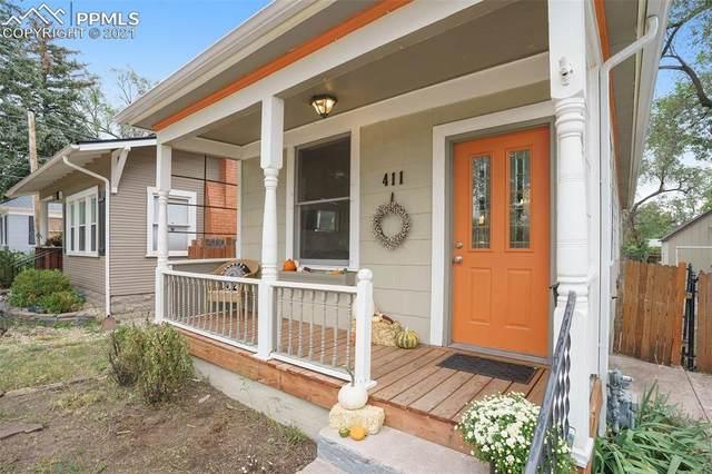 411 E Del Norte Street, Colorado Springs, CO 80907 (#1889236) :: Simental Homes | The Cutting Edge, Realtors