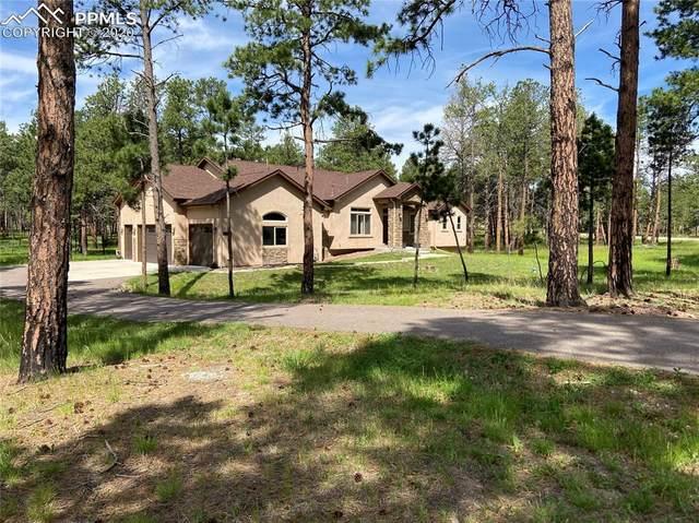 15065 Pole Pine Point, Colorado Springs, CO 80908 (#1895663) :: Venterra Real Estate LLC