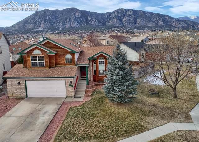 1345 Nutwood Drive, Colorado Springs, CO 80906 (#1919561) :: Jason Daniels & Associates at RE/MAX Millennium