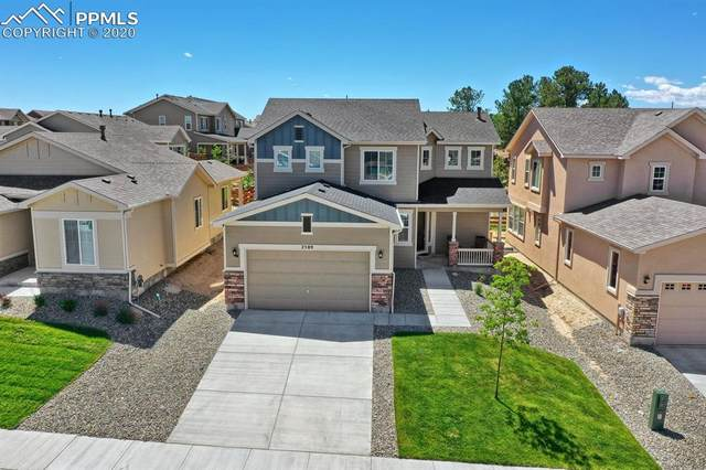 2589 Lake Of The Rockies Drive, Monument, CO 80132 (#1923819) :: Action Team Realty