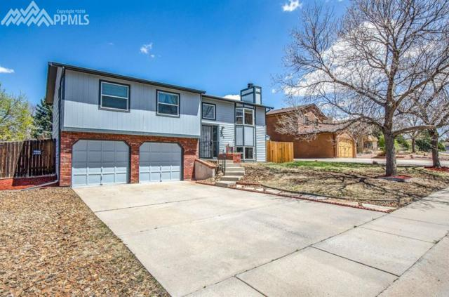 3560 Rocky Knoll Drive, Colorado Springs, CO 80920 (#1940004) :: Jason Daniels & Associates at RE/MAX Millennium