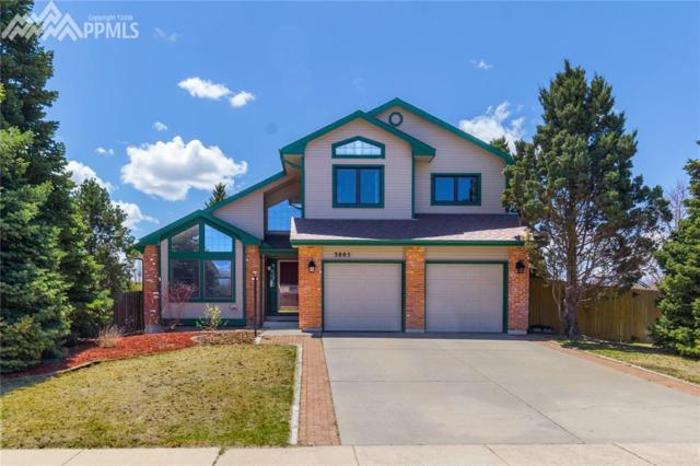 3805 Clovergate Drive, Colorado Springs, CO 80920 (#1941075) :: Jason Daniels & Associates at RE/MAX Millennium