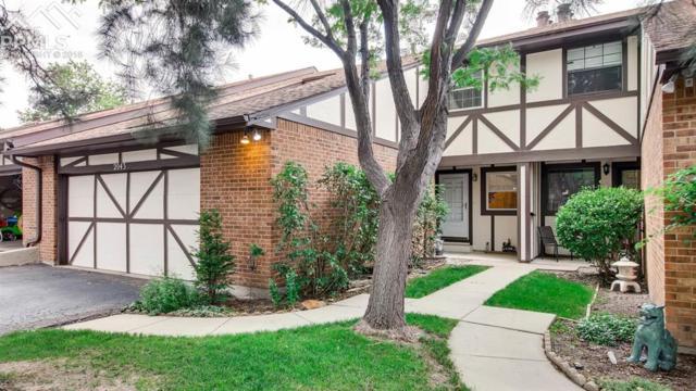 2043 N Academy Boulevard, Colorado Springs, CO 80909 (#1948543) :: Harling Real Estate
