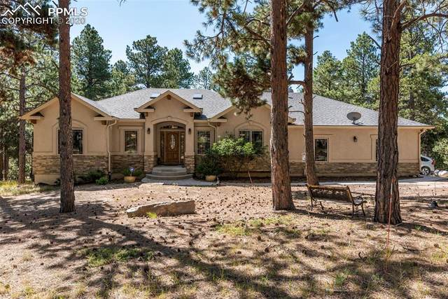 18020 Black Squirrel Road, Colorado Springs, CO 80908 (#1963641) :: CC Signature Group