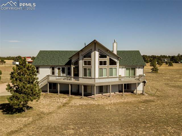 18165 Pinon Park Road, Peyton, CO 80831 (#1974796) :: CC Signature Group