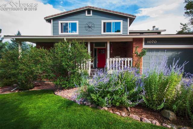 1070 Golden Hills Road, Colorado Springs, CO 80919 (#1982275) :: Tommy Daly Home Team