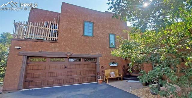 15660 Rancho Pavo Drive, Colorado Springs, CO 80926 (#1982718) :: Tommy Daly Home Team