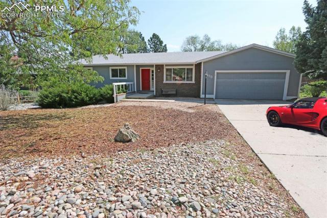 2453 Virgo Drive, Colorado Springs, CO 80906 (#1988443) :: Jason Daniels & Associates at RE/MAX Millennium