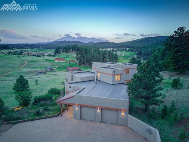 3 Zuni Point, Woodland Park, CO 80863 (#1994165) :: The Treasure Davis Team