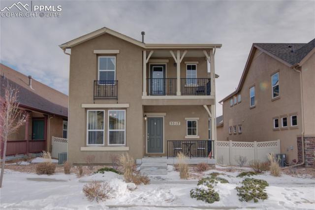5517 Sunrise Mesa Drive, Colorado Springs, CO 80924 (#2000221) :: Venterra Real Estate LLC