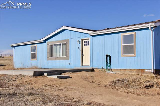 17540 Sage Crest Road, Peyton, CO 80831 (#2026230) :: Action Team Realty