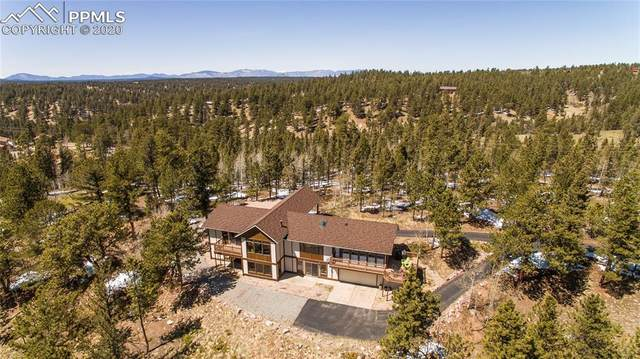 1509 County Road 25, Divide, CO 80814 (#2036647) :: Finch & Gable Real Estate Co.