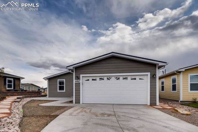 4467 Blue Grouse Point, Colorado Springs, CO 80922 (#2089005) :: The Kibler Group
