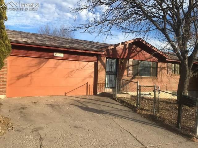2303 Sombrero Drive, Colorado Springs, CO 80910 (#2112343) :: Action Team Realty