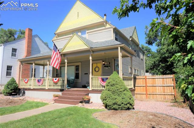 811 Bonfoy Avenue, Colorado Springs, CO 80909 (#2113733) :: The Daniels Team