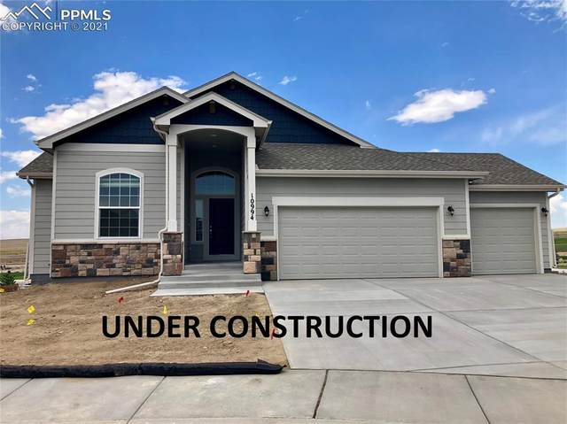 10274 Beckham Street, Colorado Springs, CO 80831 (#2125130) :: Realty ONE Group Five Star