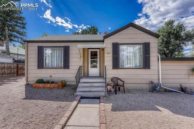 1017 E Uintah Street, Colorado Springs, CO 80903 (#2127175) :: Tommy Daly Home Team