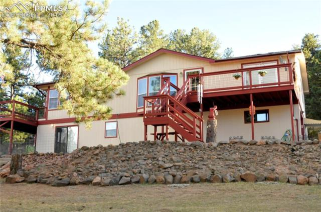293 Comanche Road, Florissant, CO 80816 (#2132564) :: The Treasure Davis Team