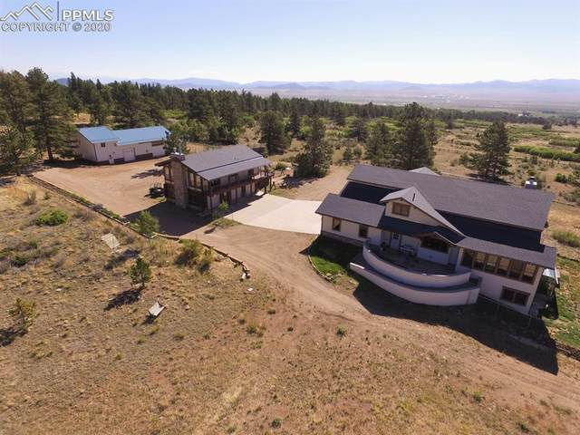 575 County Road 159, Westcliffe, CO 81252 (#2133298) :: Tommy Daly Home Team
