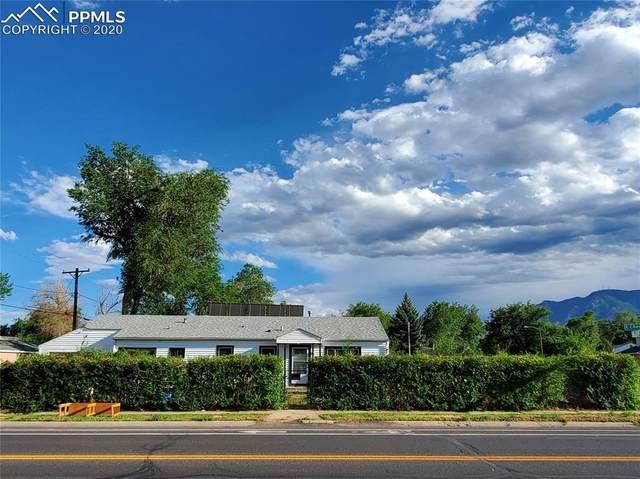 527 E Cheyenne Road, Colorado Springs, CO 80905 (#2142611) :: Action Team Realty