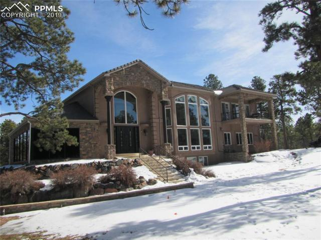 16204 E Pole Pine Point, Colorado Springs, CO 80908 (#2161662) :: Action Team Realty