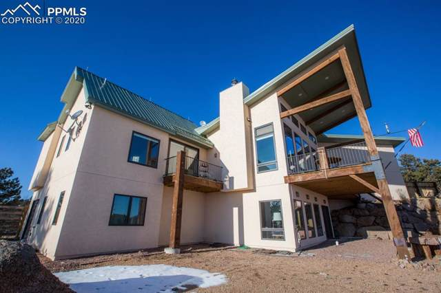 170 Ute Trail, Florissant, CO 80816 (#2166075) :: Action Team Realty