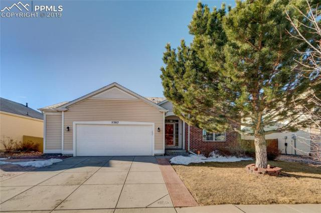 5387 Spoked Wheel Drive, Colorado Springs, CO 80923 (#2188048) :: Jason Daniels & Associates at RE/MAX Millennium