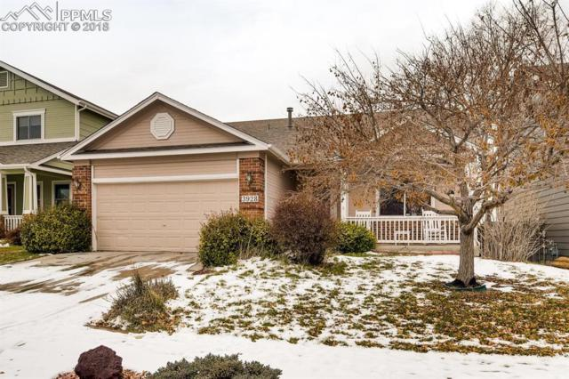 3928 Happy Jack Drive, Colorado Springs, CO 80922 (#2199951) :: Jason Daniels & Associates at RE/MAX Millennium
