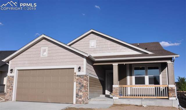 6031 Trappers Tale Court, Colorado Springs, CO 80923 (#2205197) :: Action Team Realty