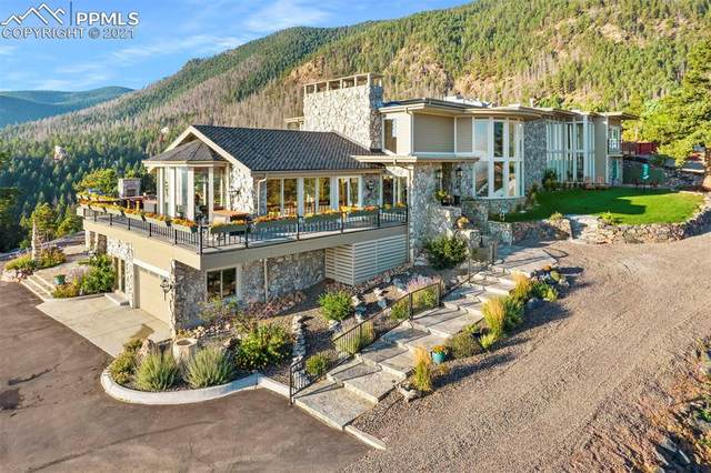 7185 Fox Court, Larkspur, CO 80118 (#2225412) :: Tommy Daly Home Team