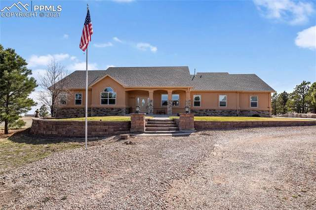 11655 Round Table Court, Colorado Springs, CO 80908 (#2227378) :: Fisk Team, RE/MAX Properties, Inc.
